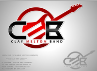Clay Melton Band Logo - Entry #114