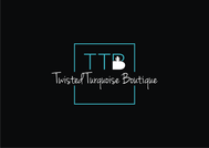 Twisted Turquoise Boutique Logo - Entry #24
