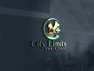 City Limits Vet Clinic Logo - Entry #199