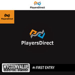 PlayersDirect Logo - Entry #48