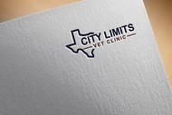 City Limits Vet Clinic Logo - Entry #376