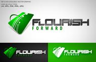 Flourish Forward Logo - Entry #71