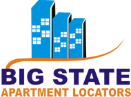 Big State Apartment Locators Logo - Entry #29