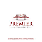 Premier Accounting Logo - Entry #90