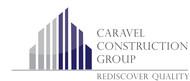 Caravel Construction Group Logo - Entry #3