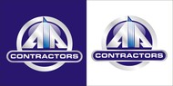 AIA CONTRACTORS Logo - Entry #101