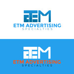 ETM Advertising Specialties Logo - Entry #96