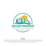 Daylight Properties Logo - Entry #157