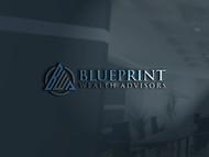 Blueprint Wealth Advisors Logo - Entry #159