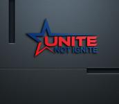 Unite not Ignite Logo - Entry #210