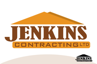 Jenkins Contracting LTD Logo - Entry #46