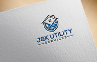 J&K Utility Services Logo - Entry #58