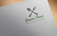Greens Point Catering Logo - Entry #120