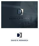Law Offices of David R. Monarch Logo - Entry #7