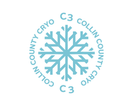 C3 or c3 along with Collin County Cryo underneath  Logo - Entry #93