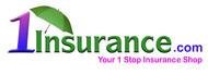 1insurance.com Logo - Entry #48