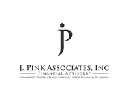 J. Pink Associates, Inc., Financial Advisors Logo - Entry #3