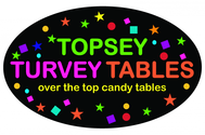 Topsey turvey tables Logo - Entry #159