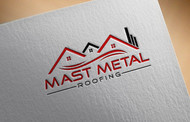 Mast Metal Roofing Logo - Entry #267