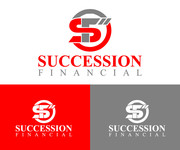Succession Financial Logo - Entry #226