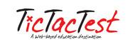 TicTacTest Logo - Entry #7