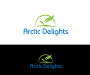 Arctic Delights Logo - Entry #133