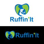 Ruffin'It Logo - Entry #74
