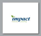 Impact Financial coaching Logo - Entry #148