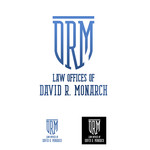 Law Offices of David R. Monarch Logo - Entry #56