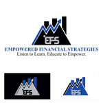 Empowered Financial Strategies Logo - Entry #369