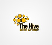 The Hive Mind Apiary Logo - Entry #2