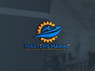 Masters Marine Logo - Entry #271