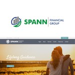 Spann Financial Group Logo - Entry #542