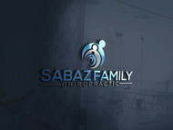 Sabaz Family Chiropractic or Sabaz Chiropractic Logo - Entry #48