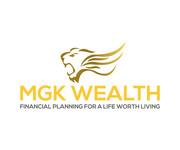 MGK Wealth Logo - Entry #284