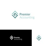 Premier Accounting Logo - Entry #4