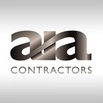 AIA CONTRACTORS Logo - Entry #92