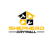Shepherd Drywall Logo - Entry #102