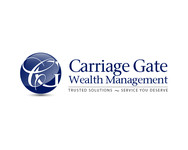Carriage Gate Wealth Management Logo - Entry #141