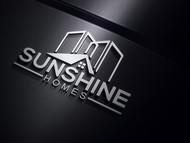 Sunshine Homes Logo - Entry #525