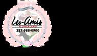 Les Amis Logo - Entry #49