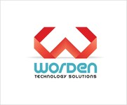 Worden Technology Solutions Logo - Entry #109