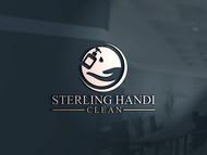 Sterling Handi-Clean Logo - Entry #173