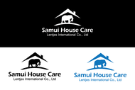 Samui House Care Logo - Entry #106
