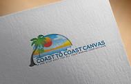 coast to coast canvas Logo - Entry #54