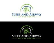 Sleep and Airway at WSG Dental Logo - Entry #268