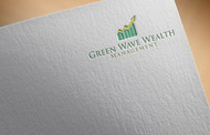 Green Wave Wealth Management Logo - Entry #266