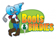 Boots and Birdies Logo - Entry #23