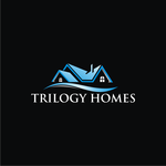 TRILOGY HOMES Logo - Entry #55