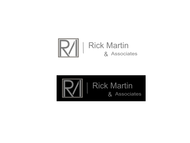 Rick Martin & Associates Logo - Entry #58